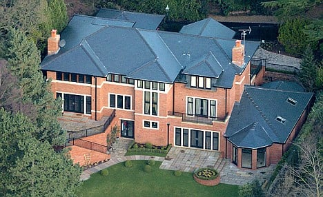 Cristiano Ronaldo To Sell Manchester S Home In 3 25 Million Pounds