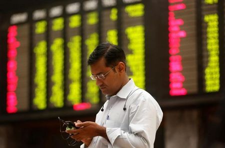 KSE-100 recovers 127 points of financial year end