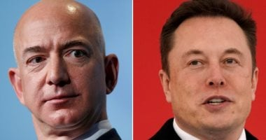 Elon Mask ridicules Bezos' plan to build space colonies