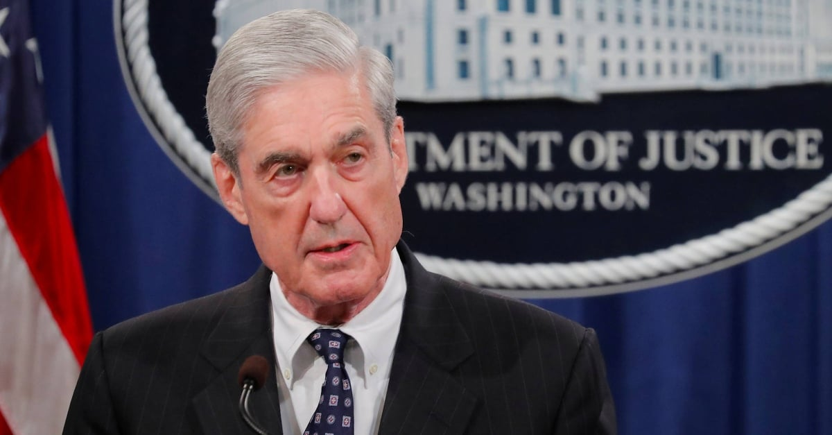 Mueller announces to withdraw from his post