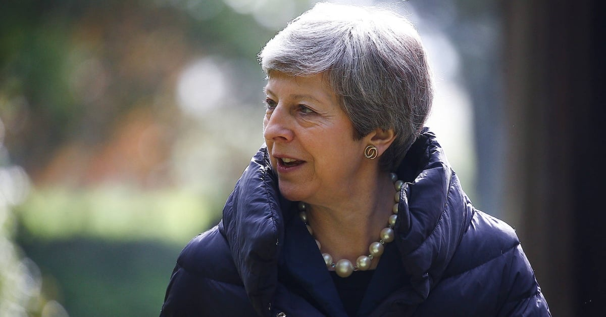 May to resign on june 7