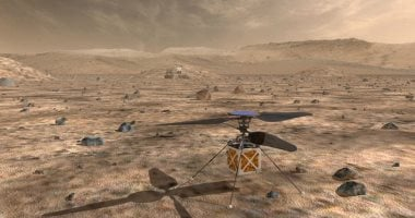NASA to send helicopter to Mars