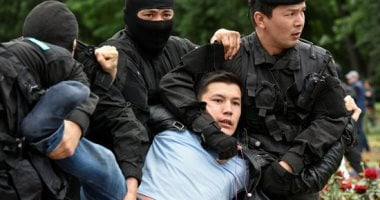 More than 100 people arrested in Kazakhstan demonstrations