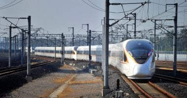 China unveils air-speed train over 600 km per hour