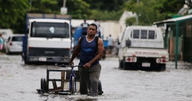 Floods in Italy destroys ready crops more then 800 people displaced