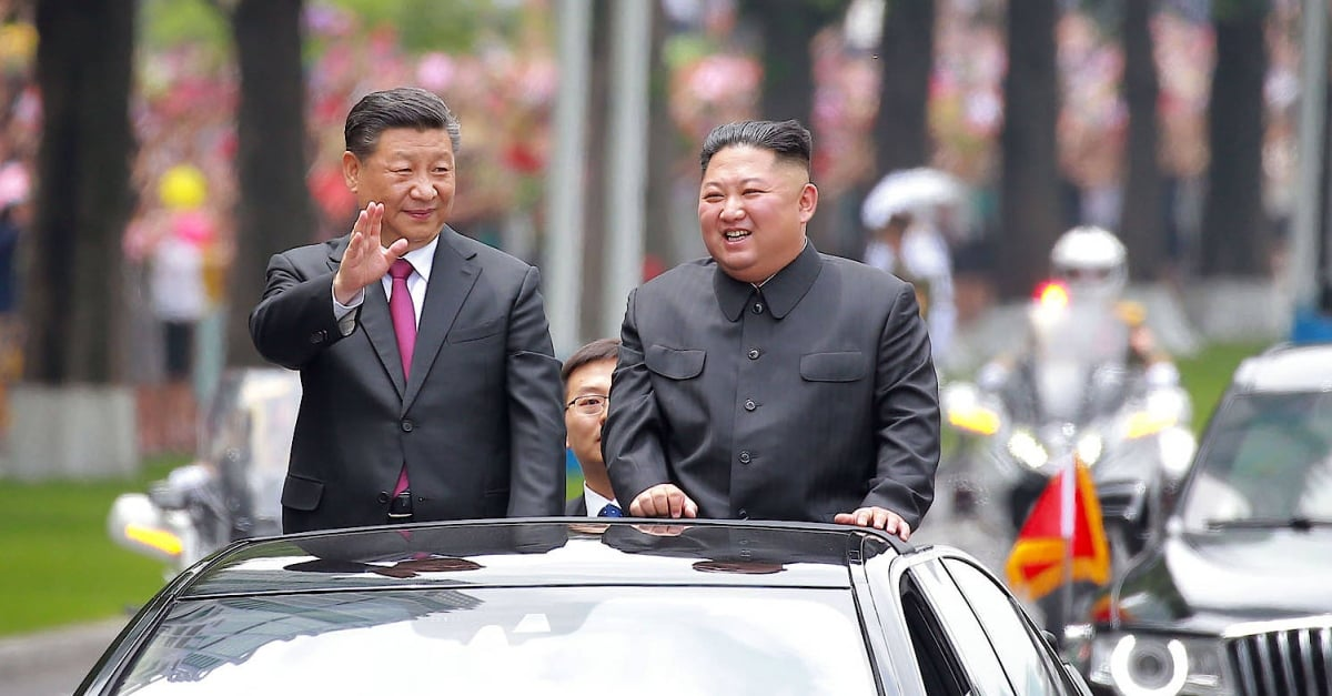 North Korea and China wants to deepen ties