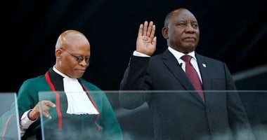 South African president calls on citizens to deal with climate change seriously