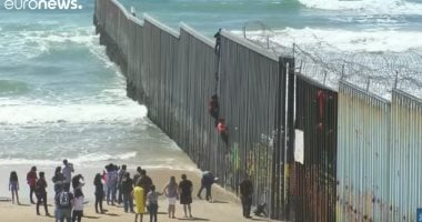 Number of detainees inclined 44 percent at Mexican border from SPLY