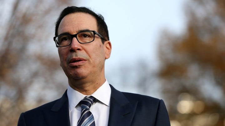 Mnuchin: US, China has almost reached trade agreement