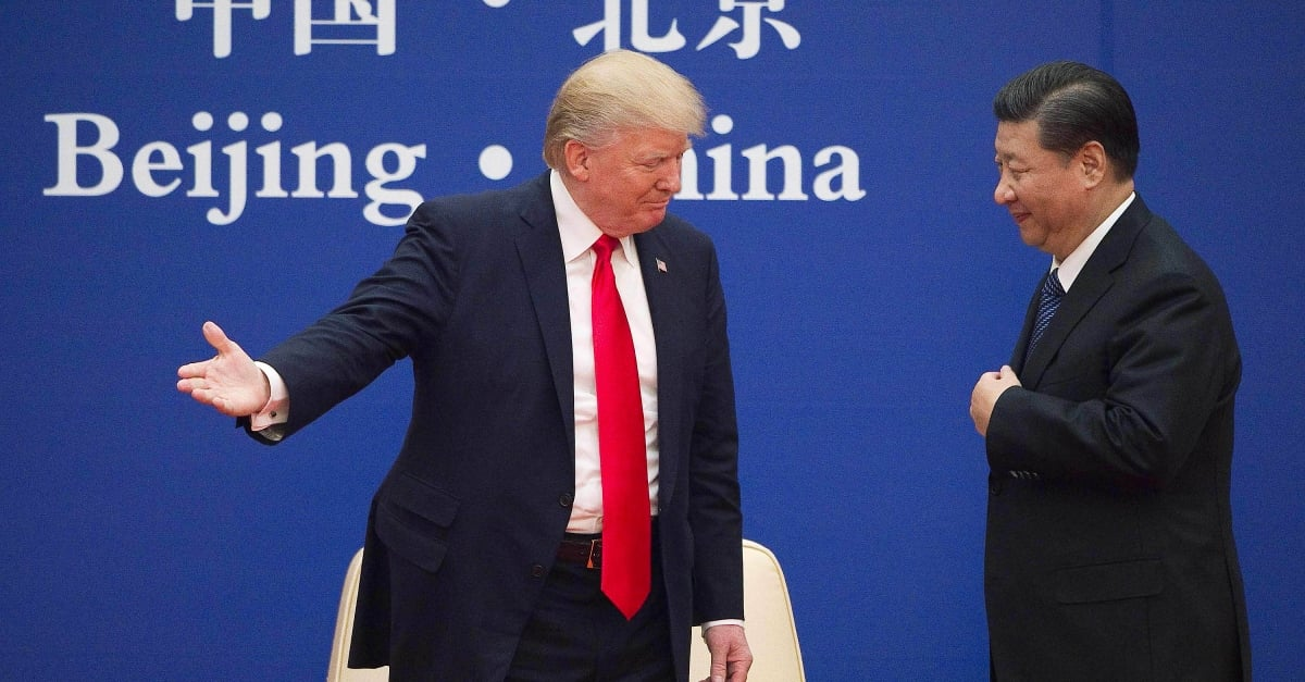 Trump announces meeting with Xi at G-20 summit