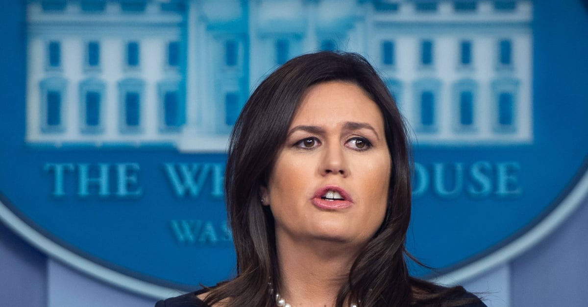 Trump's spokeswoman Sanders leaves the White House in late June