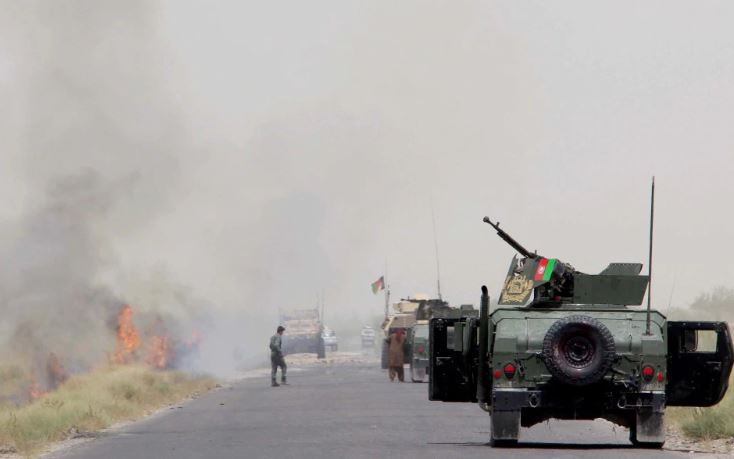 Kabul: At least 30 killed and 45 wounded in twin blasts, Taliban claimed responsibility