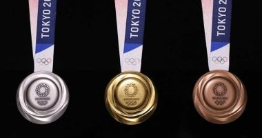 Japan made Medallion Tokyo 2020 Olympics from the remnants of smart phones