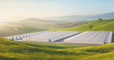 Tesla unveils new energy storage technology known as Megapack
