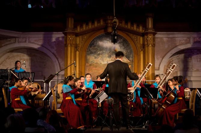 Four members of Afghan orchestra disappears in Slovakia