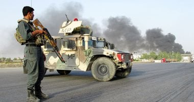 Two explosions rocked Afghan capital Kabul this morning, five killed 10 wounded