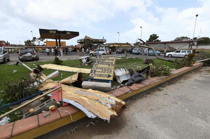 Italy: Storms and floods took 3 lives