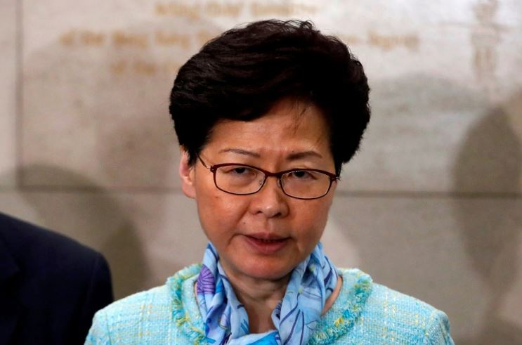 Hong Kong Chief Executive abolishes decades old Controversial extradition bill