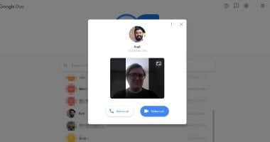 Google Duo seeks to provide a log on feature without the need of linked phone number