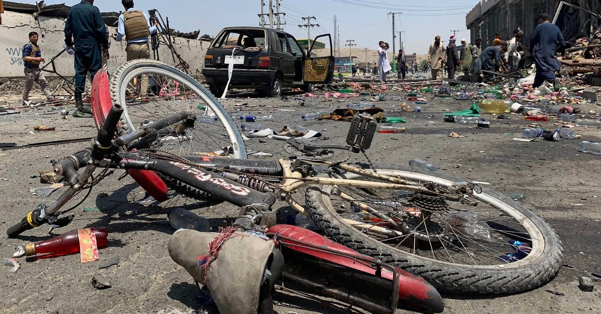 UN report reveals nearly 4,000 Afghan civilians died in the first half of 2019
