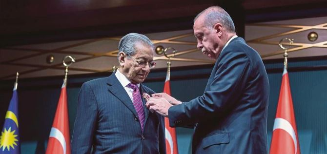 Cooperation of Malaysia, Pakistan and Turkey will restore the strength of Islamic civilization
