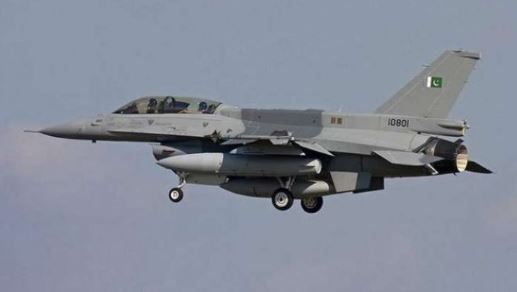 US approves $125 mln technical support program for Pakistan's F-16s fleet