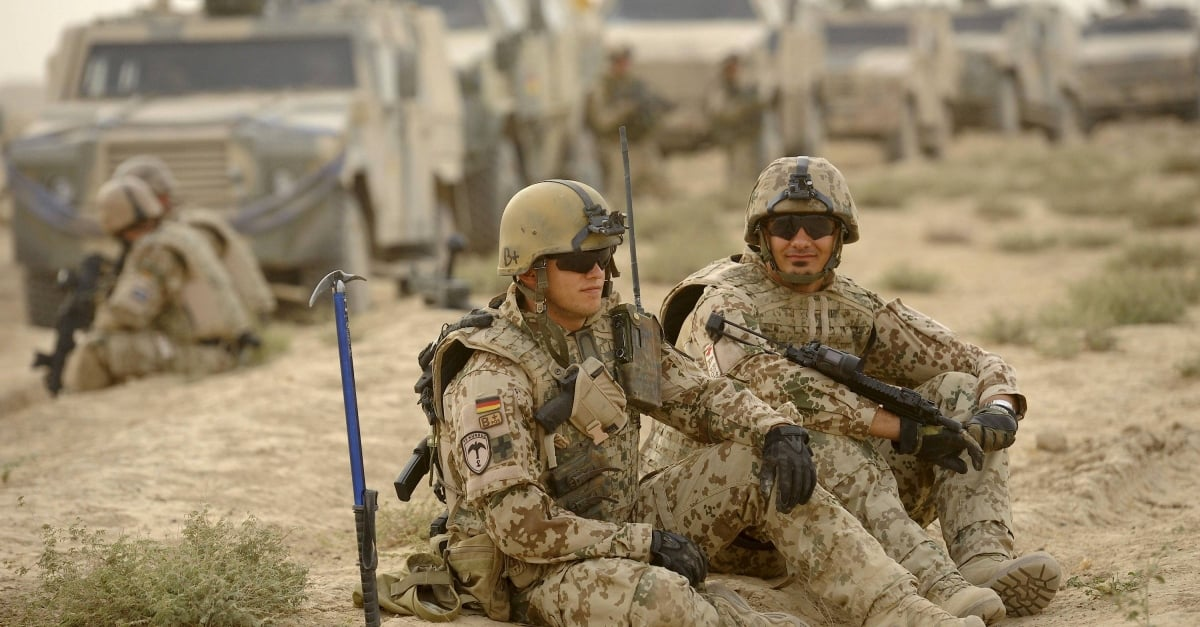 Germany rejects US request for deploying the ground forces in Syria