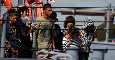 French aid organization rescues migrants off the coast of Libya
