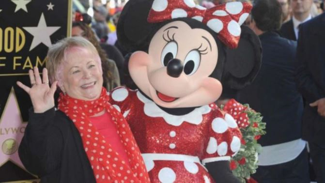 Minnie Mouse's voice owner dies at the age 75