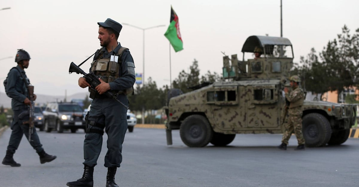Nine killed in attack on vice-presidential candidate's office in Kabul