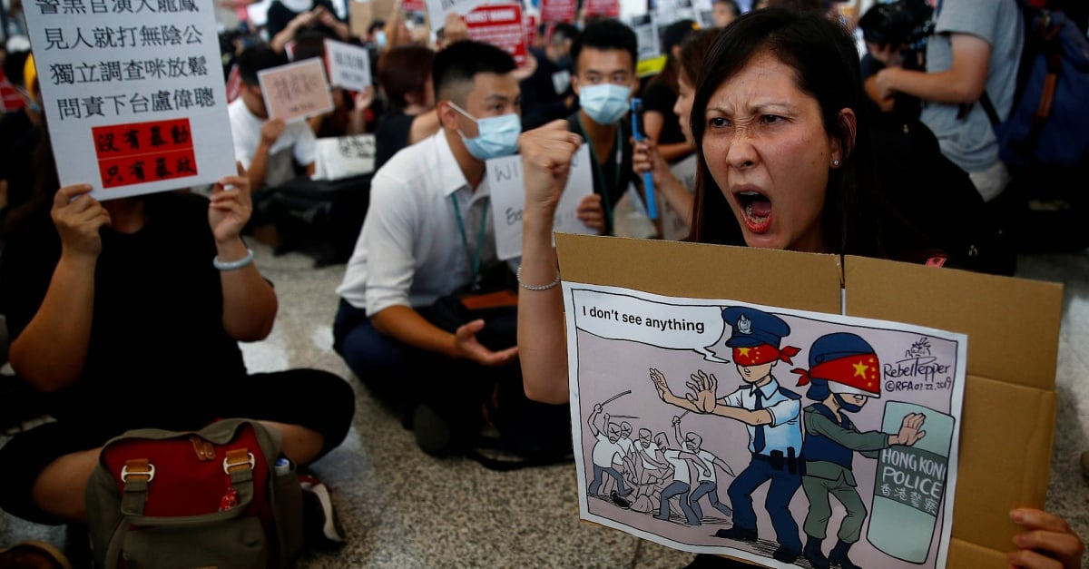 Conflict between major powers, what will be the future of Hong Kong?