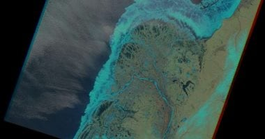 Thawing may change the shape of Delta of the North Pole