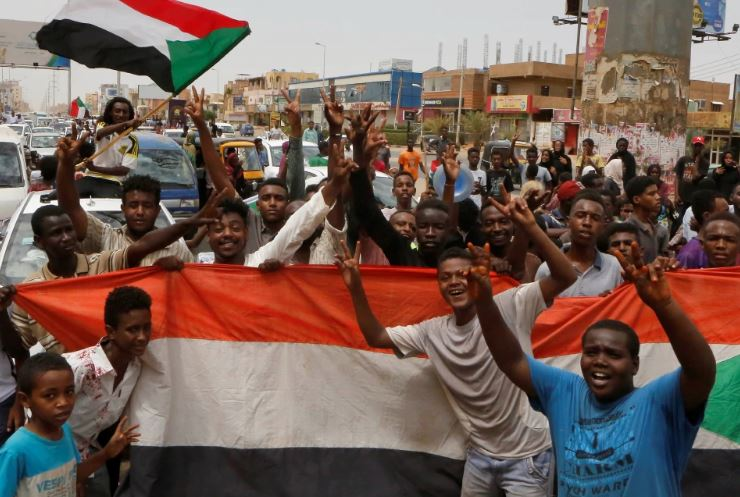 Sudanese military agreed to share power