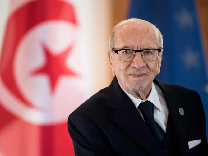Tunisian President Beji Caid Essebsi died at the age of 92