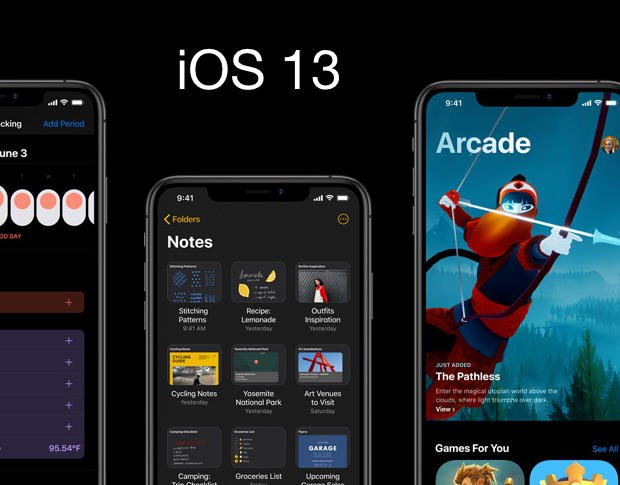 iOS 13 will allow users to change the size of application icons on the home screen
