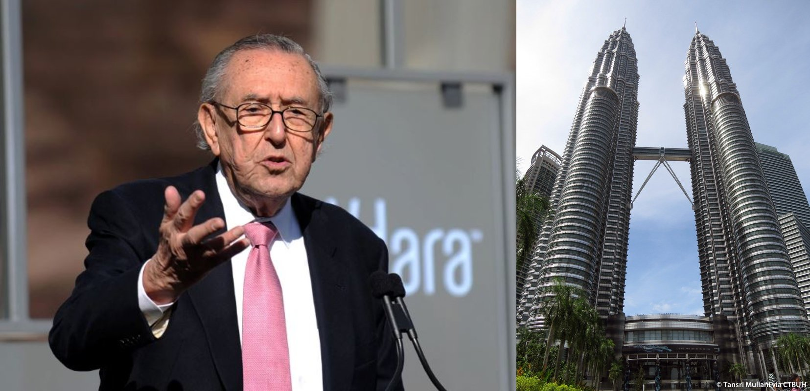 Twin Towers architect died at the age of 92