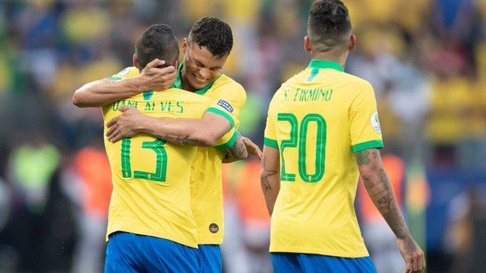 2019 Copa America: Brazil to face Peru on today