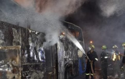29 Chinese tourists injured in bus collision in Russia