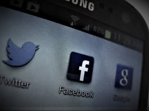 China complains on Twitter and Facebook closures