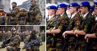 Belgian army launches campaign to recruit Muslims in its ranks