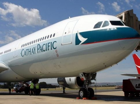 Chinese aviation regulators demands Cathay Pacific to suspend its crew involved in Hong Kong protests
