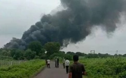 Death toll rises to 13 in chemical plant blast in India