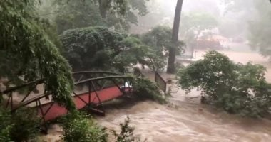 Flood alert in China after 8 died and eight missing in Hubei province