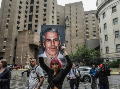 Jeffrey Epstein may have died of a broken neck