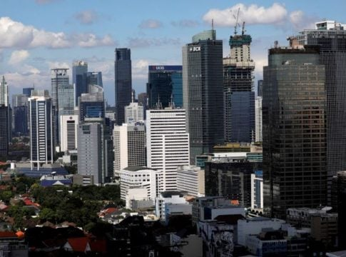 Indonesia to pump $ 40 billion in upgrading Jakarta after capital shift