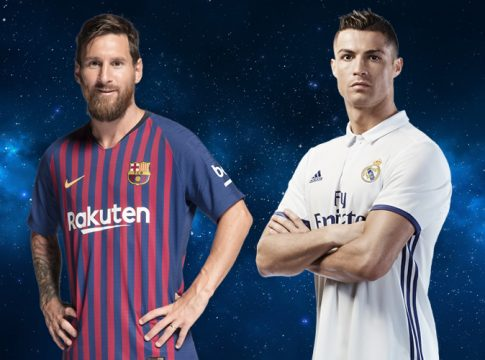 Artificial Intelligence confirms: Messi is better than Ronaldo
