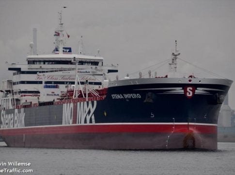 Iran may release Swedish owned British tanker Stena Impero soon
