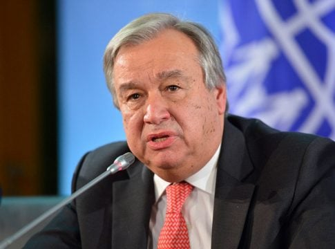 UN Secretary General expresses grave concerns over humanitarian situation in Jammu and Kashmir