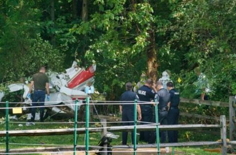 US: Three dead after a light aircraft crashed in a residential area