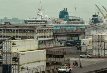 Nigerian pirates kidnapped 17 Chinese and Ukrainian sailors in Cameroon